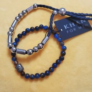Men's  Fashion Bracelet Set